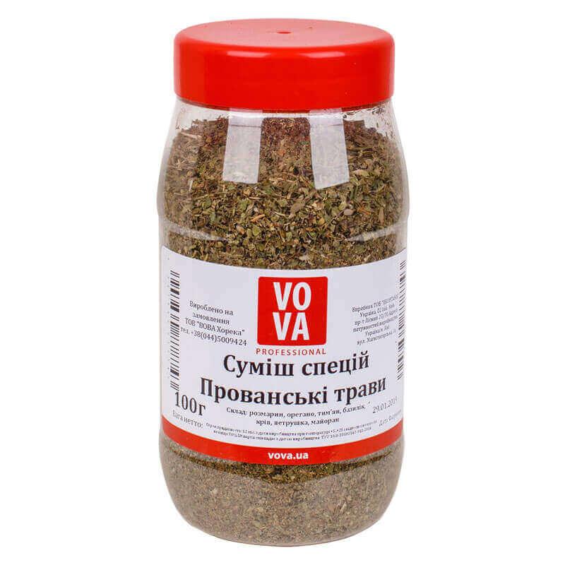 смесь специй прованские травы vova 100г