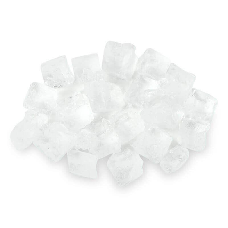 лед пищевой коктейльный ice cube parovoz ice