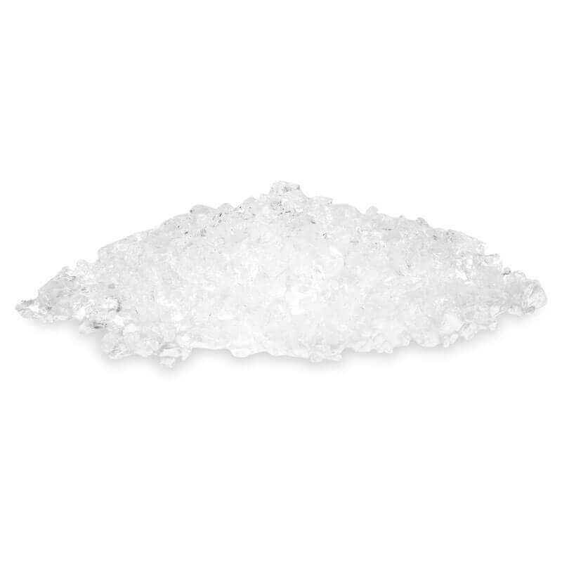 лед пищевой коктейльный краш колотый parovoz ice 10кг