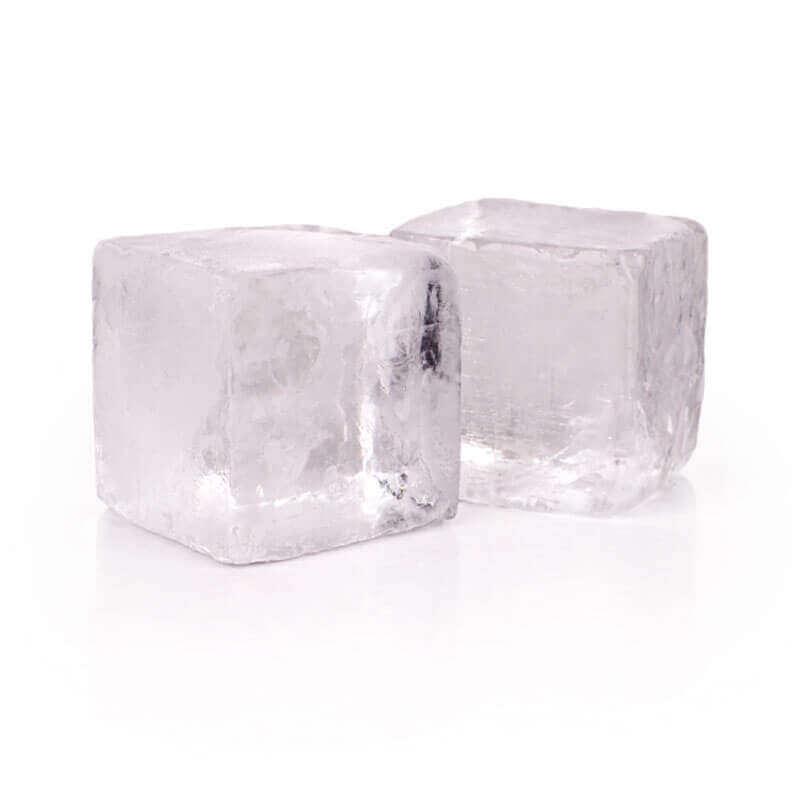 лед пищевой коктейльный большой куб ice drive 10кг