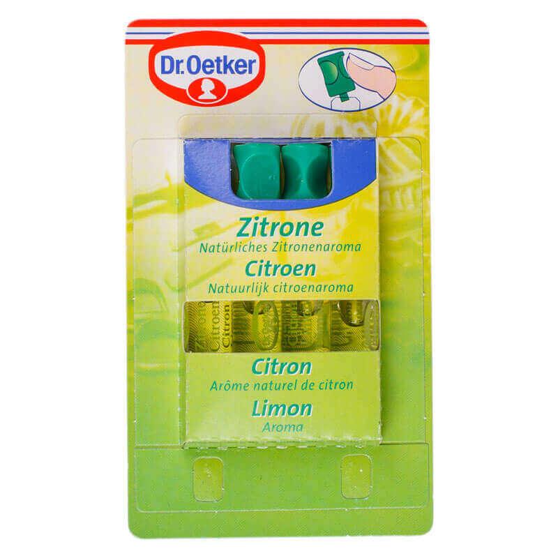 ароматизатор лимон dr.oetker 8г