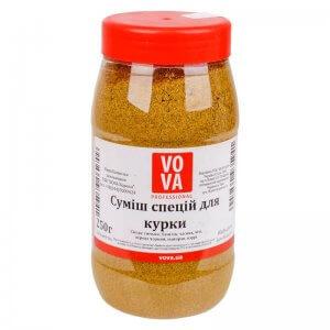 смесь специй для курицы vova 250г