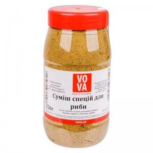 смесь специй для рыбы vova 250г