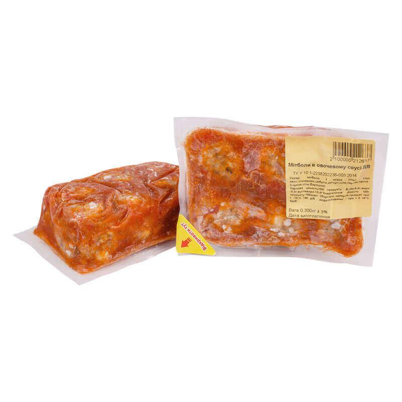 митболы в овощном соусе добра вечеря