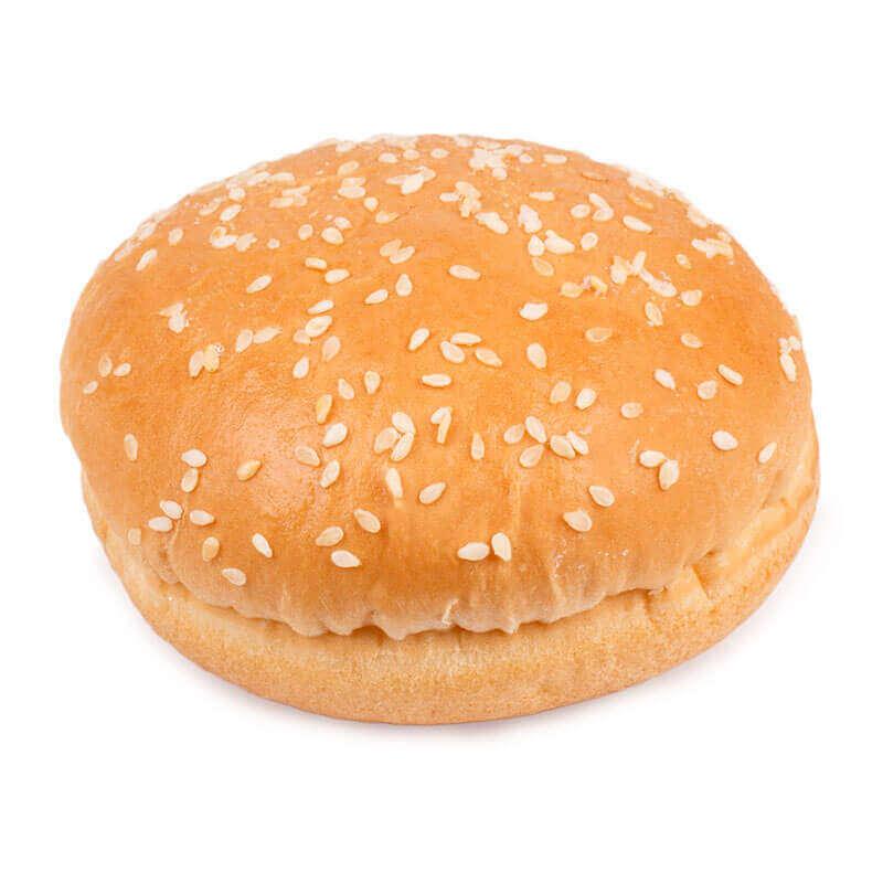 булочка для гамбургера с кунжутом 52г