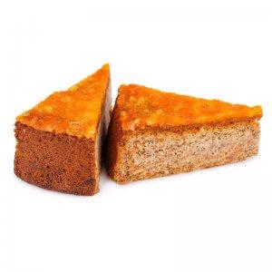 торт орехово-морковный тм meal time 1560г