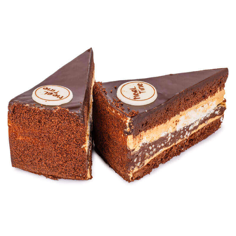 торт шоколадно-ореховый тм meal time 1680г