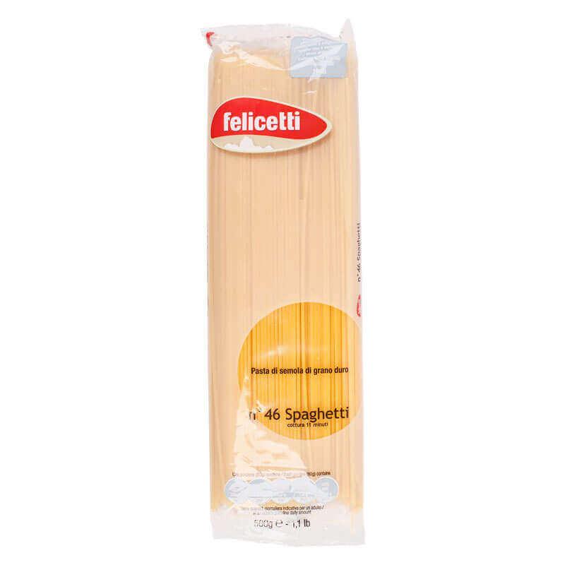 макароны спагетти spaghetti felicetti 500г