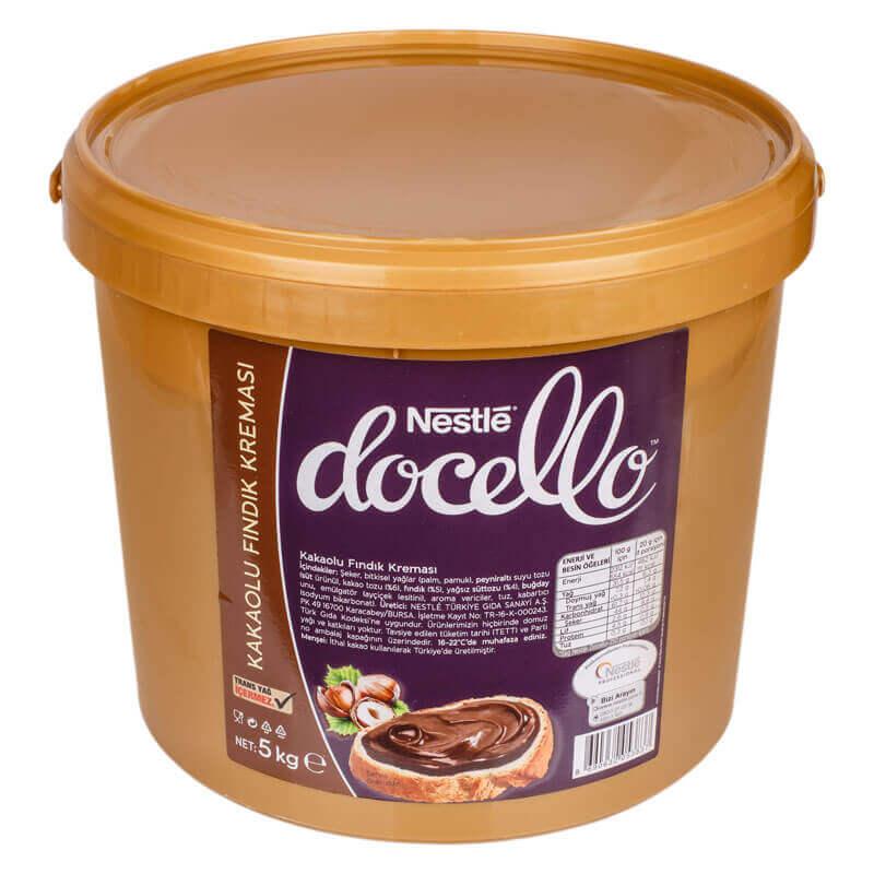паста ореховая с какао тм nestle docello 5кг