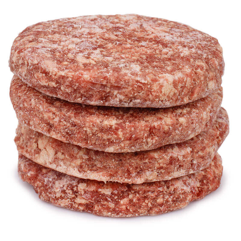 котлета для гамбургера говяжья vova