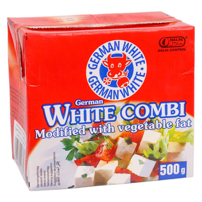 сыр german white combi 500г