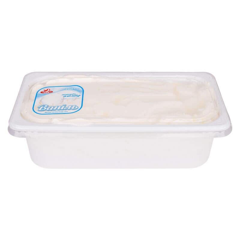 мороженое пломбир ваниль ласунка 2кг