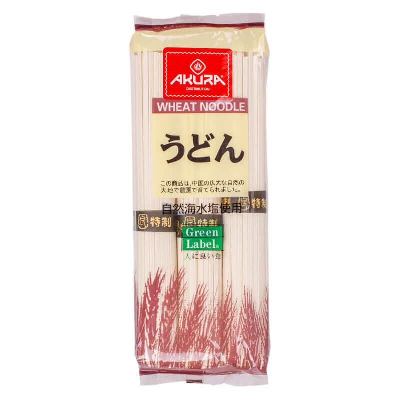 лапша пшеничная удон akura 300г