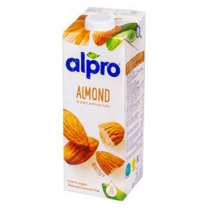 напиток миндальный almond original alpro 1л