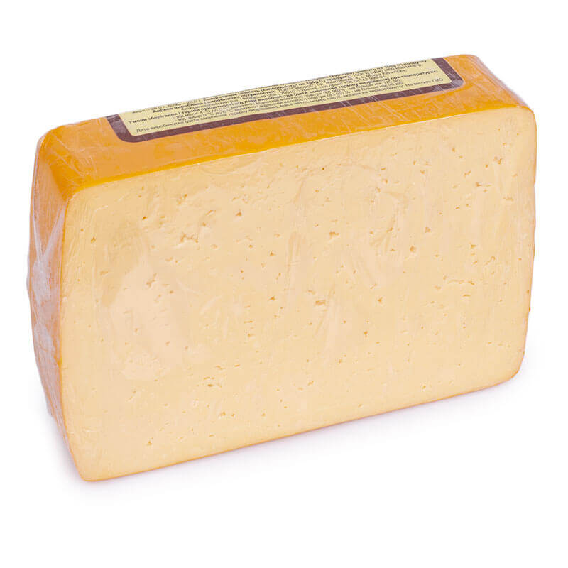 сырный продукт руський класичний 50% брус сыророб