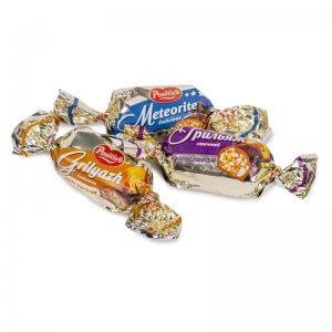 конфеты ассорти грильяжное positive