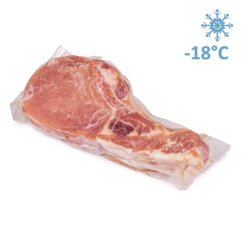 стейк свиной из корейки на кости калибр 230-250г