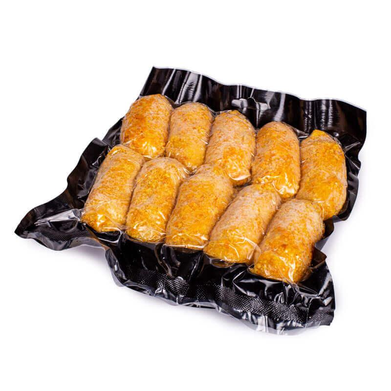 крокеты картофельные с мясом добра вечеря 620г