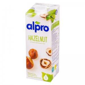 напиток из лесных орехов hazelnut original alpro 1л