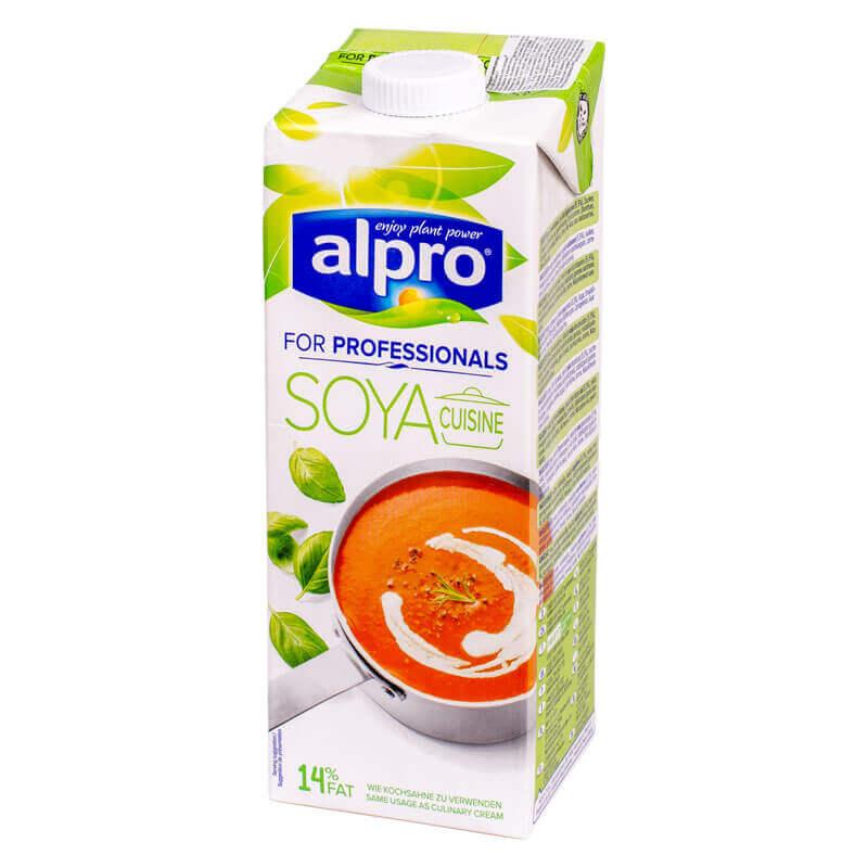 продукт соевый для приготовления блюд alpro 1л
