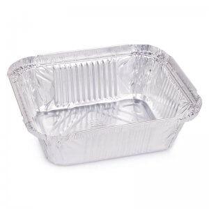 контейнер из пищевой алюминиевой фольги sp24l 430мл