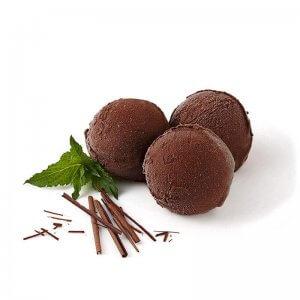 Мороженое Шоколад черный La Gelateria Italiana 3кг