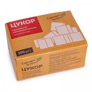 сахар белый прессованный быстрорастворимый тм саркара продукт 2