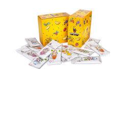 Концентраты чаи/лимонады без сахара