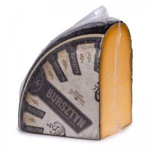 сыр bursztyn 45% 6 месяцев тм spomlek
