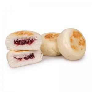 сырники замороженные с клюквой жареные 2,5кг
