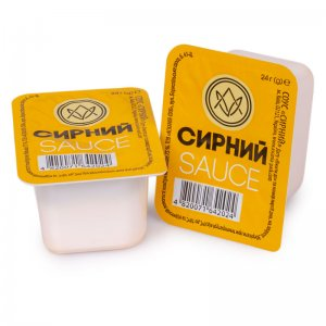 соус сырный дип асканія-пак 24гх48шт. 2