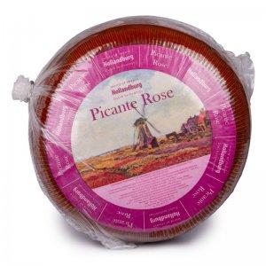 cыр твердый picante rose 50% тм hollandburg