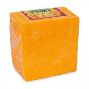 сыр отборный молодой красный чеддер тм old irish creamery