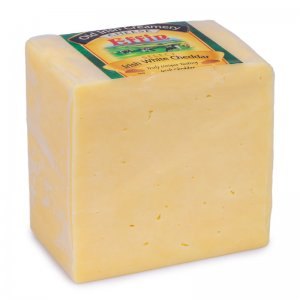 сыр отборный молодой белый чеддер тм old irish creamery