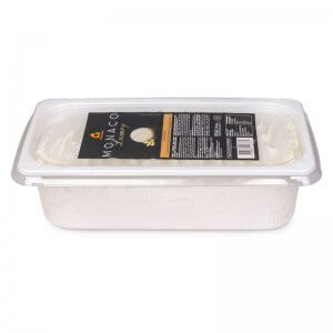 мороженое с ванильно-сливочным ароматом monaco luxury 2,5кг