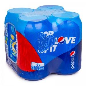 напиток безалкогольный сильногазированный рepsi 330мл